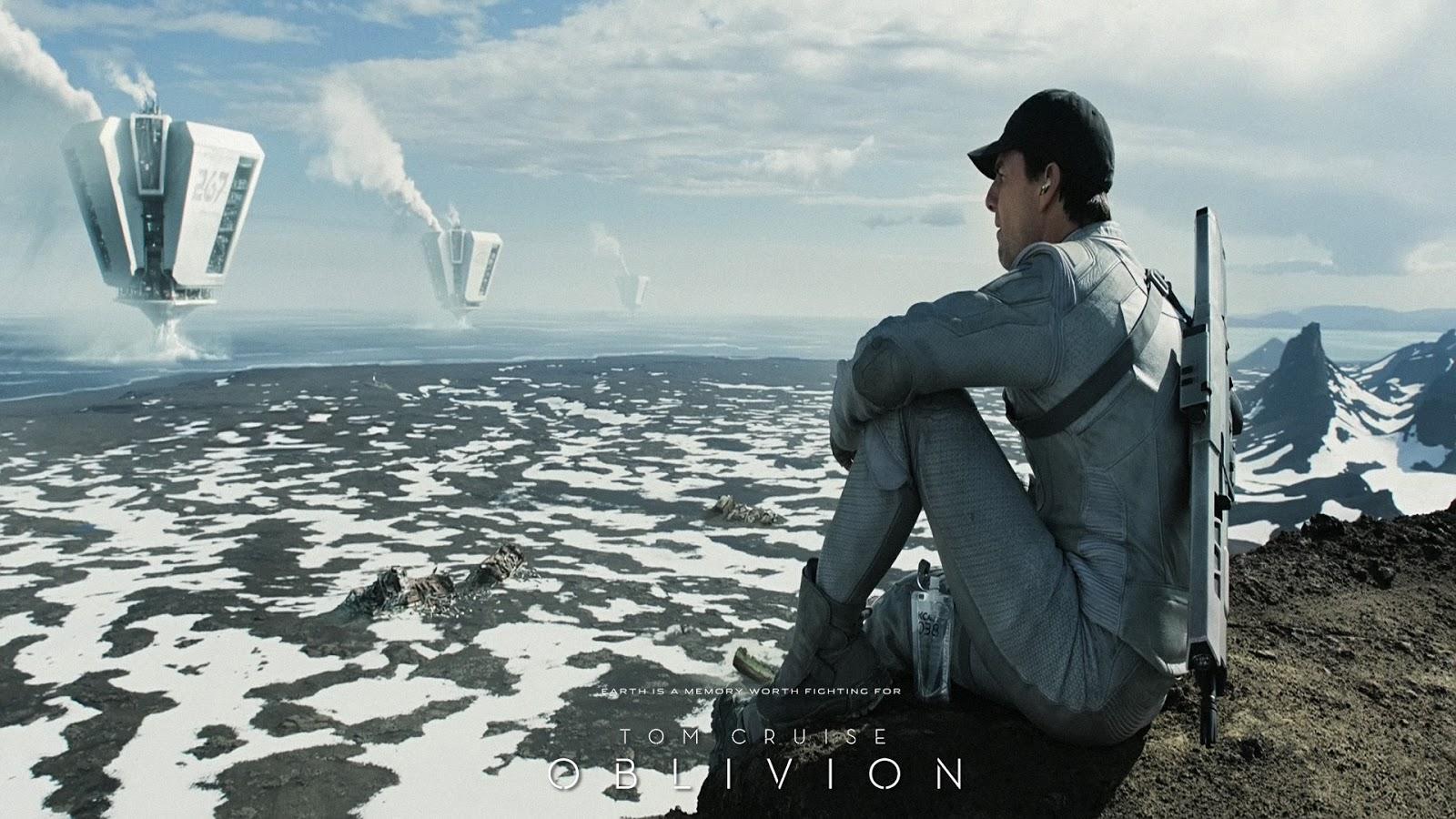 Tom Cruise Oblivion Wallpapers 9 Fusion Reactors