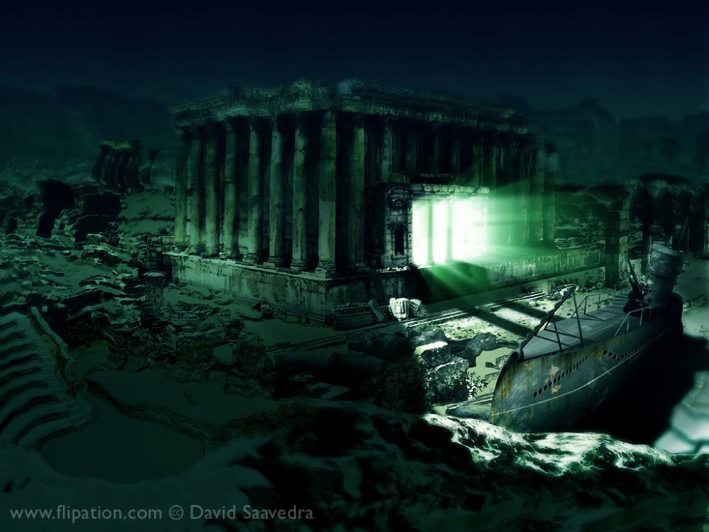 H_P__Lovecraft__s_The_Temple_by_flipation
